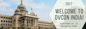 DVCon India 2017 September 14-15, 2017, Bangalore, India