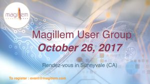 MAGILLEM USER GROUP