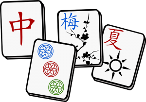 Magillem partner of the Mahjong Competition Rule Elite Invitational