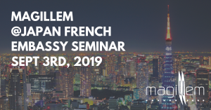 Magillem seminar in the French embassy of Japan